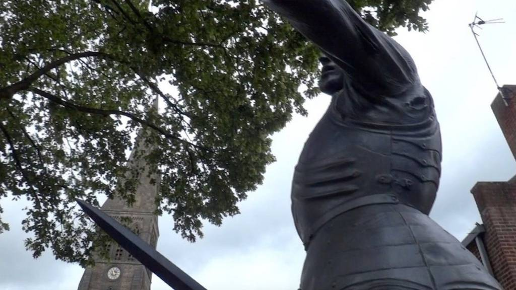 Richard III and Leicester Cathedral