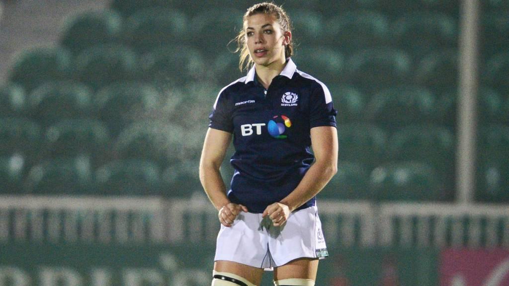 Scotland's Louise McMillan