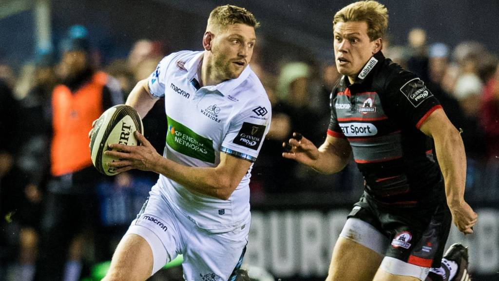 Finn Russell and Nathan Fowles