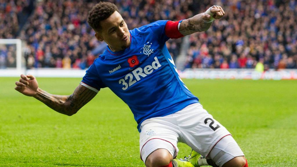 ft seven for rangers against 10 man motherwell at ibrox live