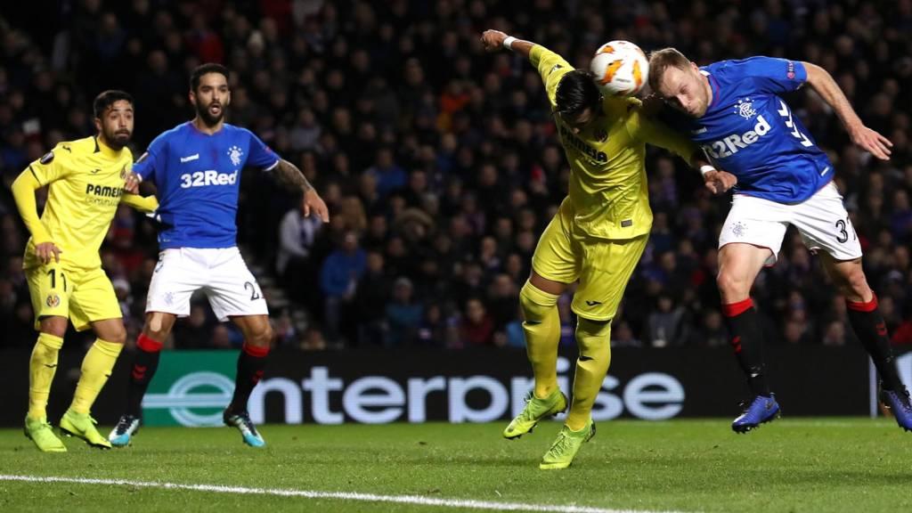 Rangers v Villarreal