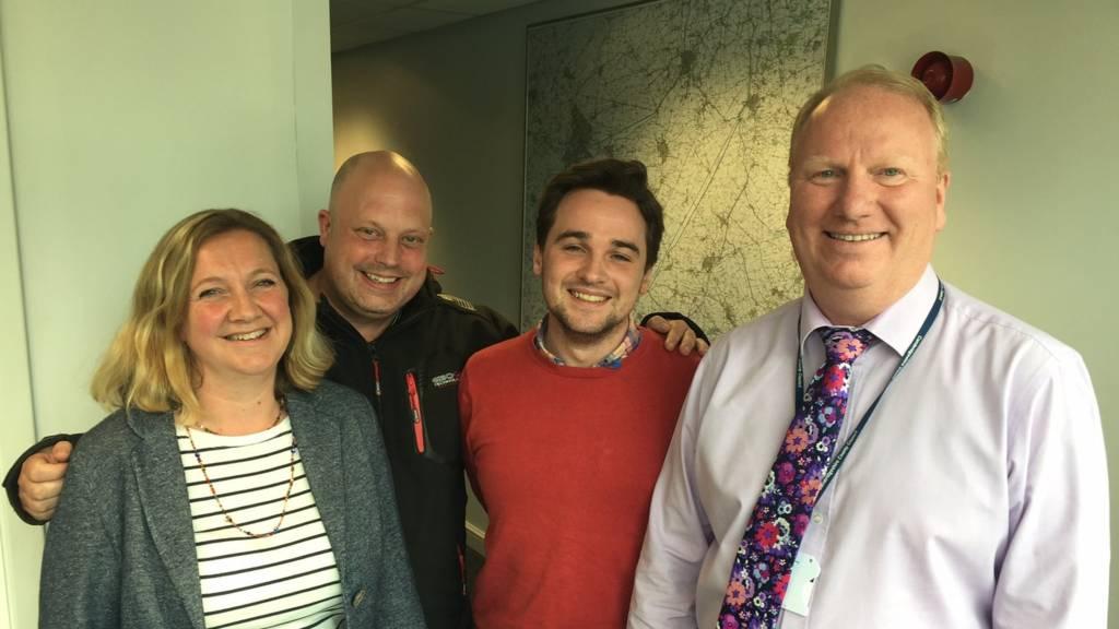 BBC Radio Cambridgeshire debate