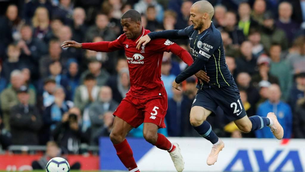 Liverpool v Man City live in Premier League - Live - BBC Sport