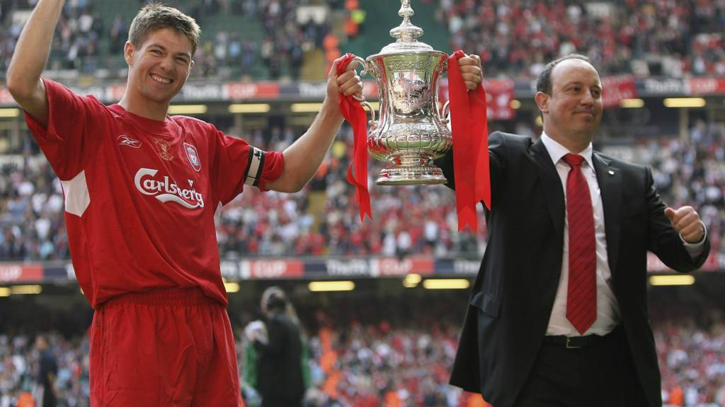 a457738ad Watch  FA Cup Rewind - Liverpool v West Ham in 2006 final - Live ...