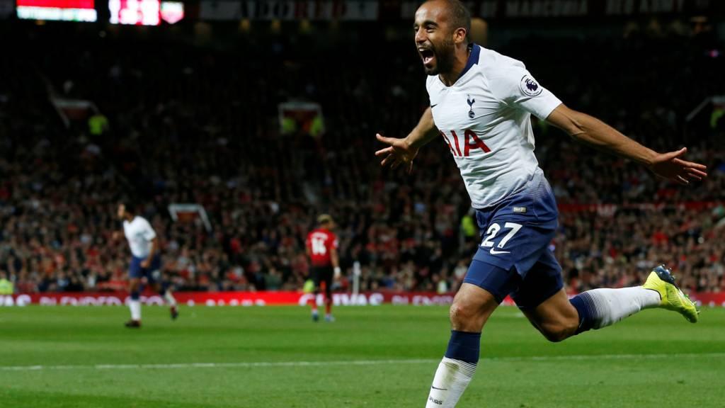 Spurs Beat Man Utd   To Put Pressure On Mourinho