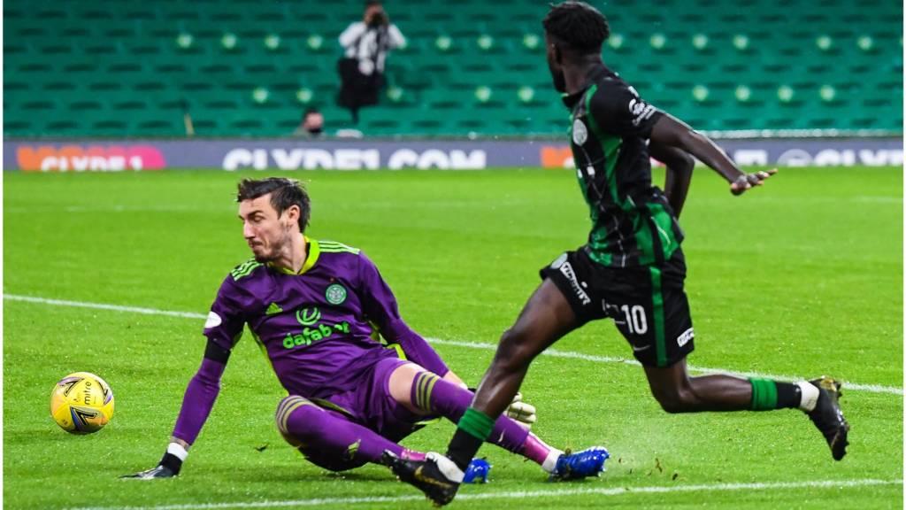 Celtic v Ferencvaros