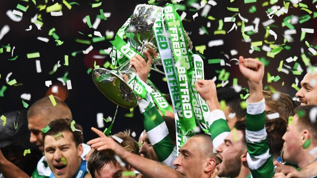 Celtic are the Betfred League Cup holders