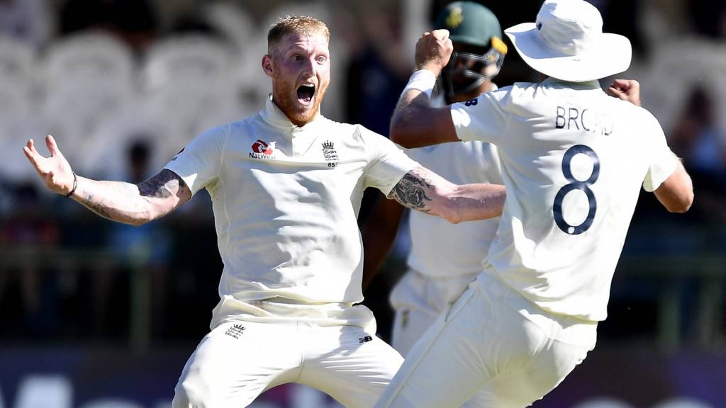 South Africa V England Latest Second Test Cape Town Day Five Live Bbc Sport