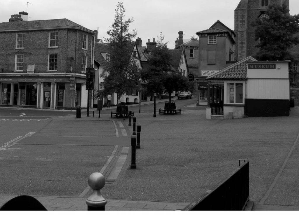 Diss market place