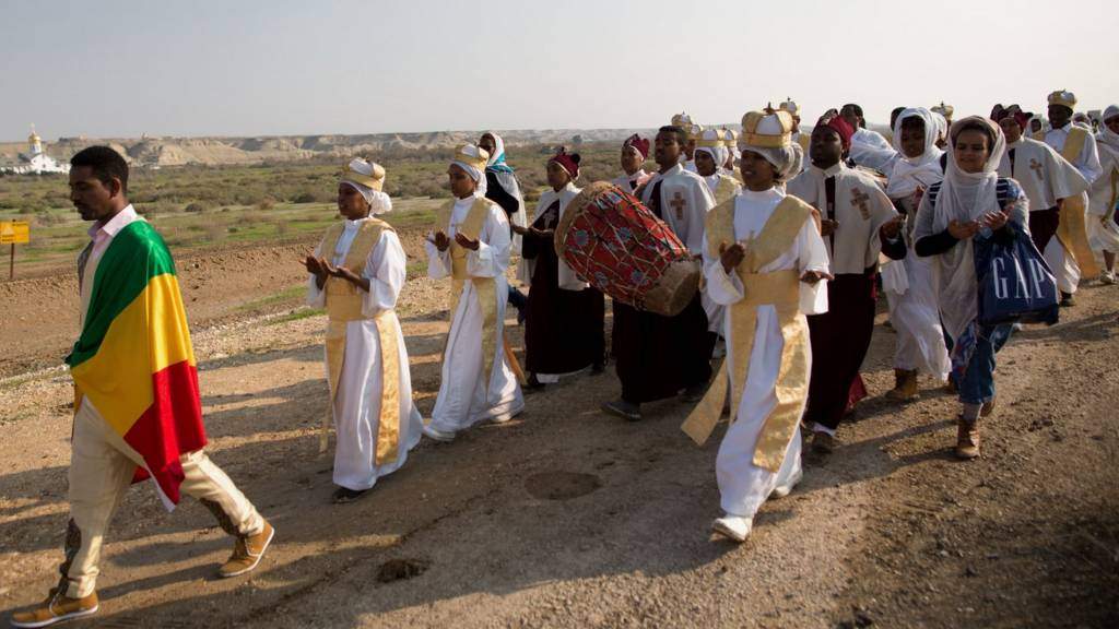 Ethiopian ceremony