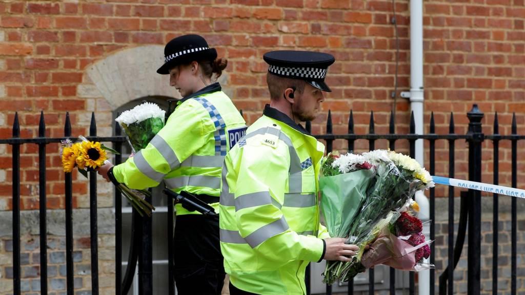 Police in Reading