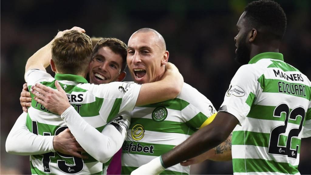 Celtic v St Mirren