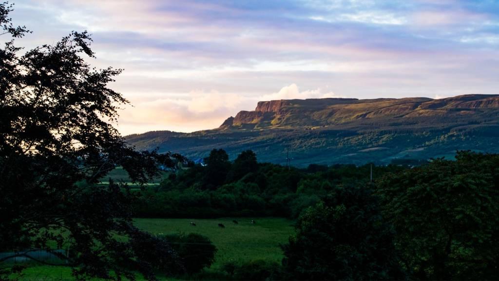 Binevenagh Mountain