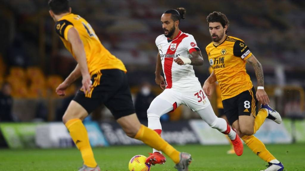 Premier League Live Burnley V Crystal Palace Wolverhampton Wanderers V Southampton Live Bbc Sport