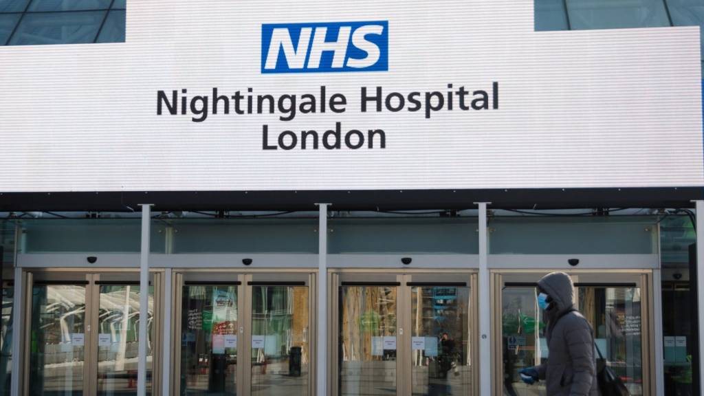 NHS Nightingale