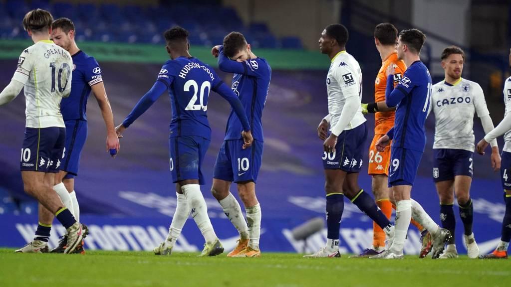 Premier League LIVE: Crystal Palace v Leicester City, Chelsea v Aston Villa  score - Live - BBC Sport