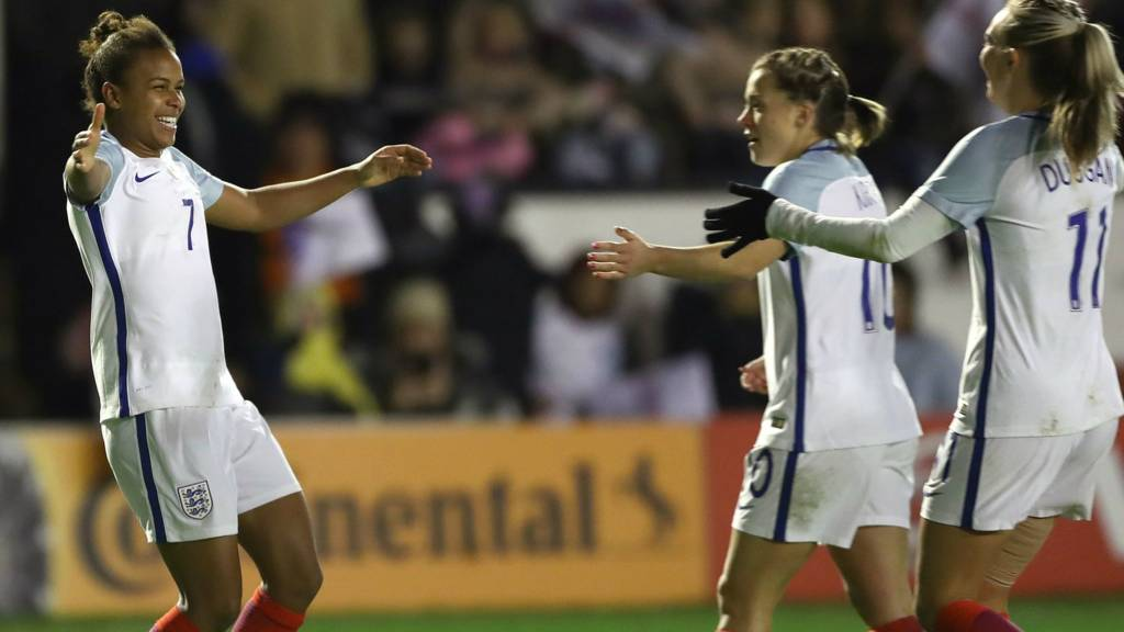 England second goal
