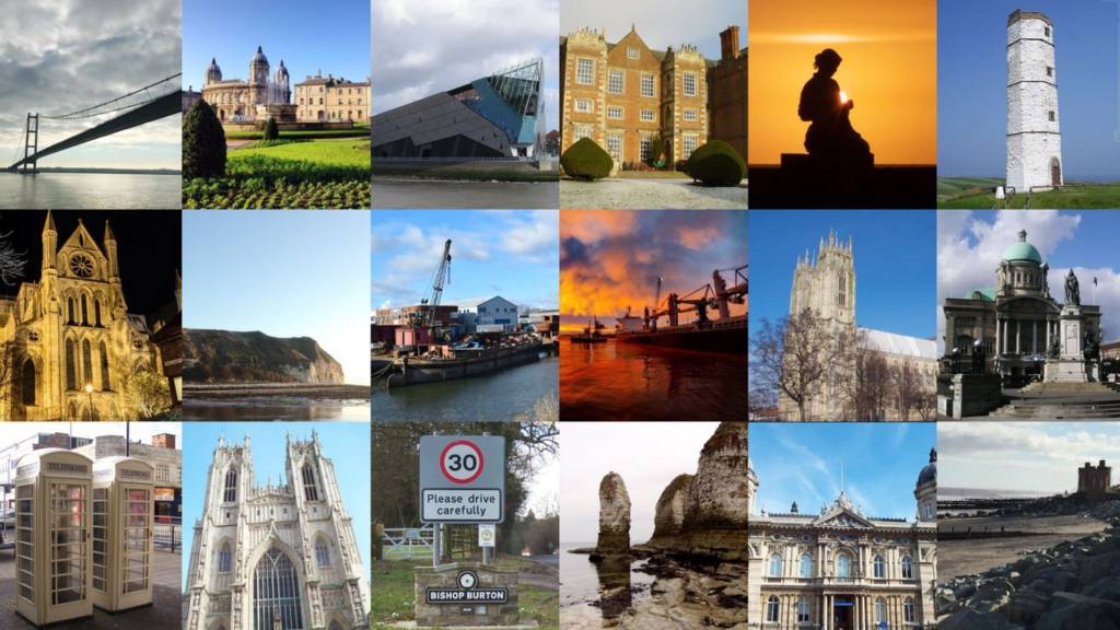 Hull collage