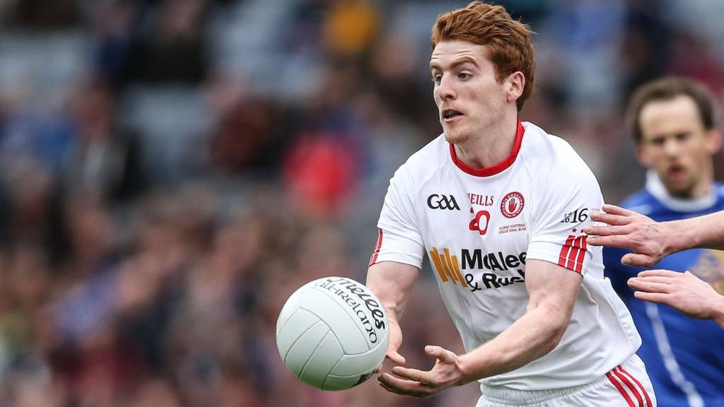Peter Harte of Tyrone