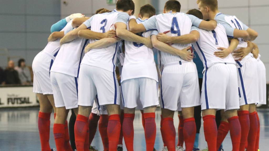 England Futsal Team