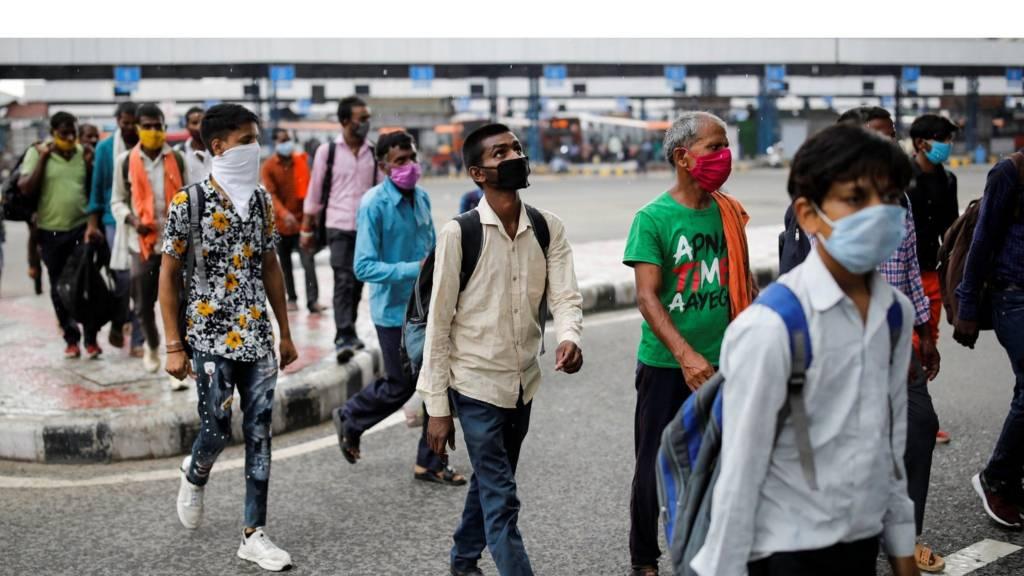 कोरोना अपडेट्स: 20 सेकंड में किया जा सकता है कोरोना वायरस को ख़त्म - BBC  Hindi