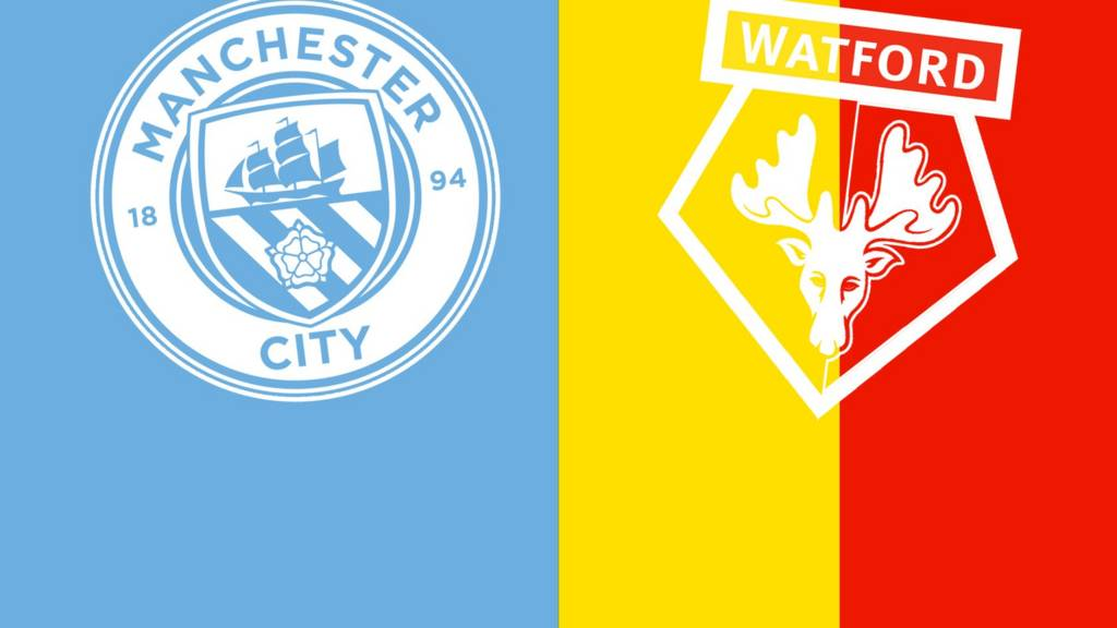 Man City v Watford