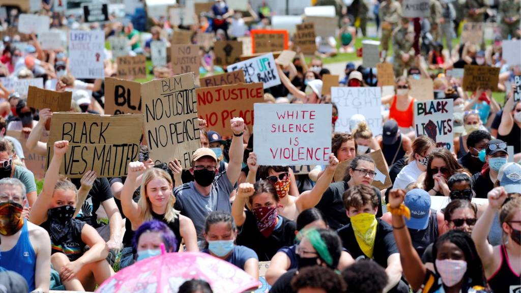 As-it-happened: US protesters take to streets defying curfews ...