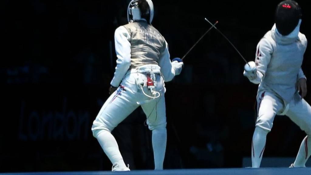 Men's Fencing