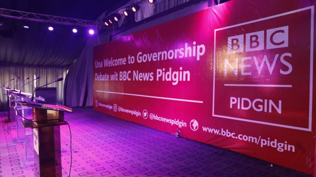 BBC Governorship debate Rivers State