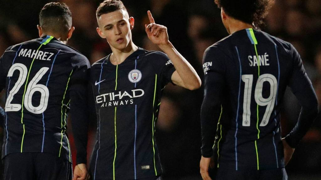 FA Cup  Man City beat Newport to reach quarters - watch best moments 402654803
