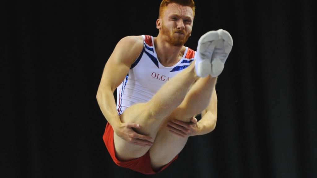 Nathan Bailey of Great Britain