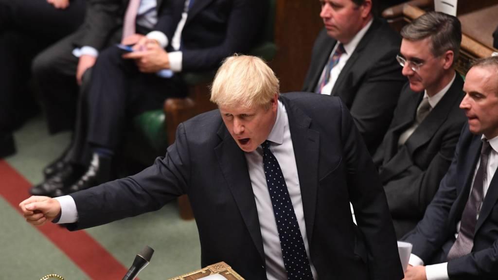 United Kingdom  lawmakers vote to delay key decision on Boris Johnson's Brexit deal