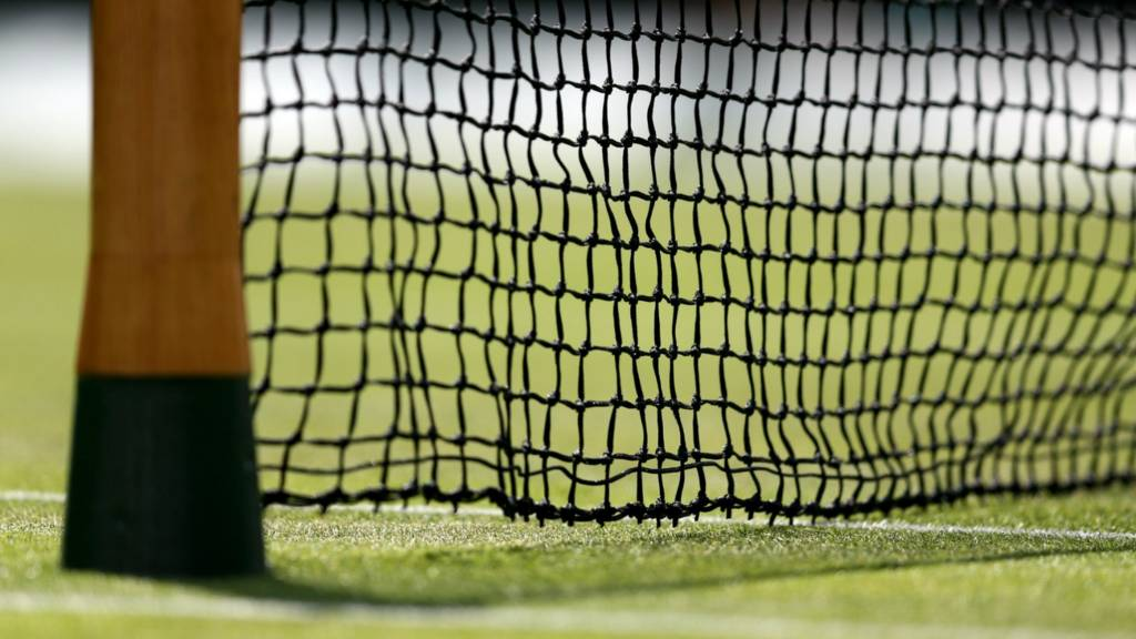 Net at Wimbledon