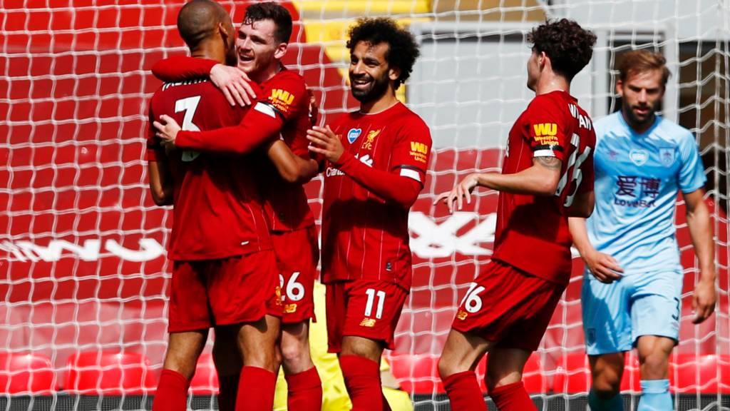 Premier League LIVE: Liverpool v Burnley, Sheff Utd v Chelsea ...