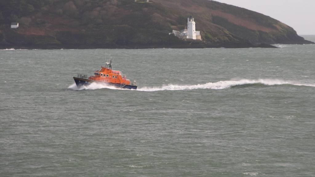 falmouth lifeboat