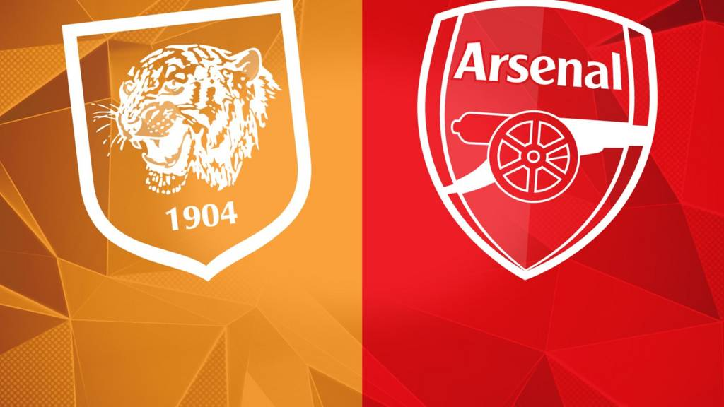 arsenal hull city