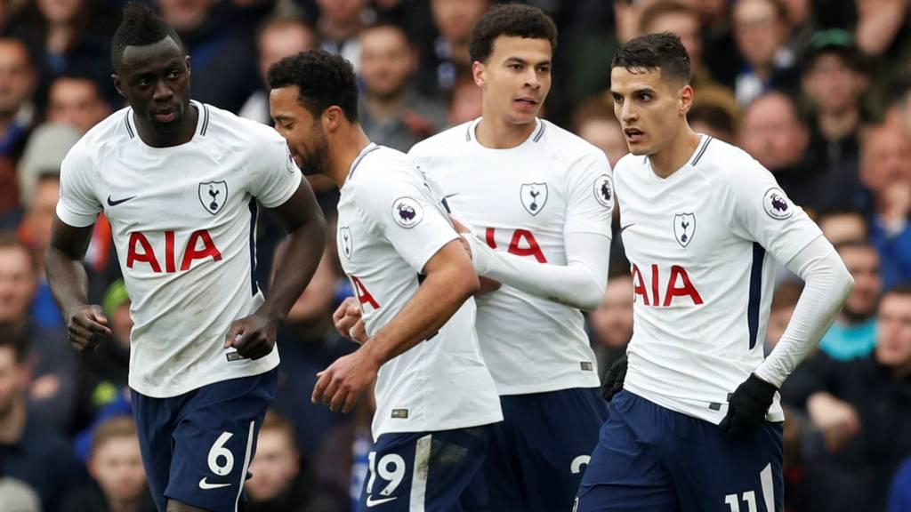 Premier League live  Chelsea v Tottenham Hotspur - Live - BBC Sport 2d5b9e8df857a