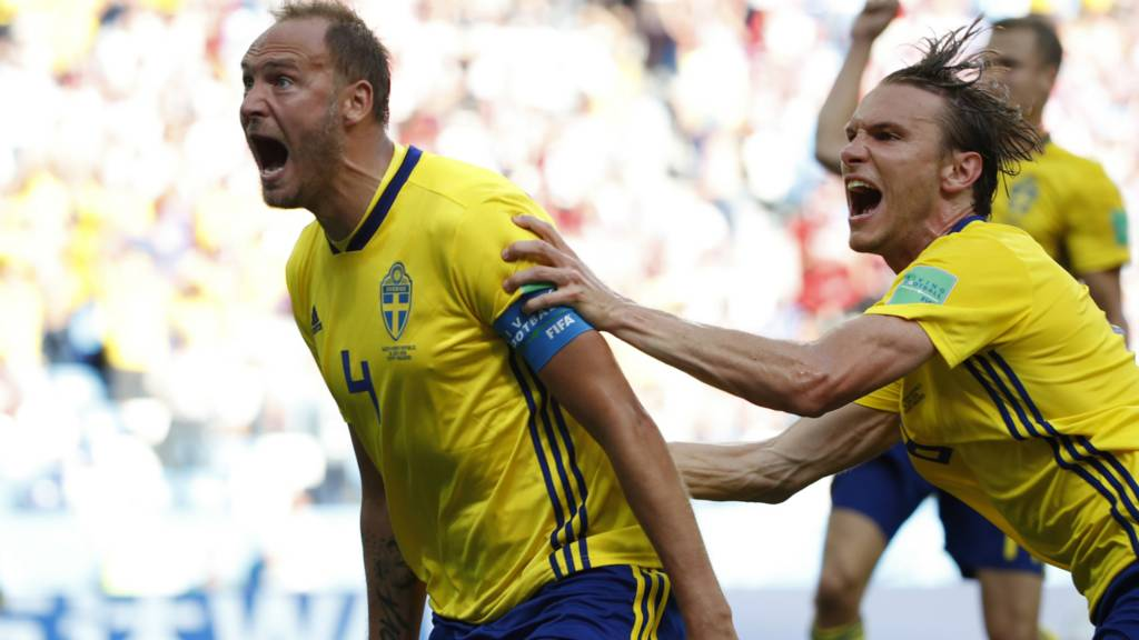 Listen to Sweden v South Korea - World Cup Group F live
