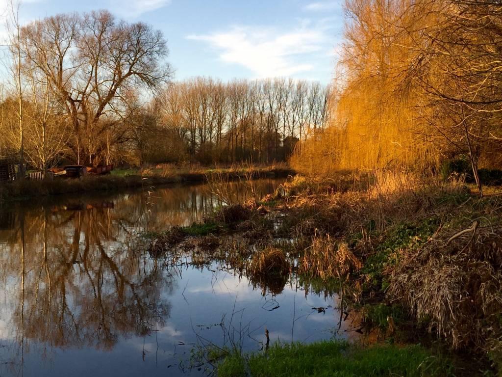 Horstead river