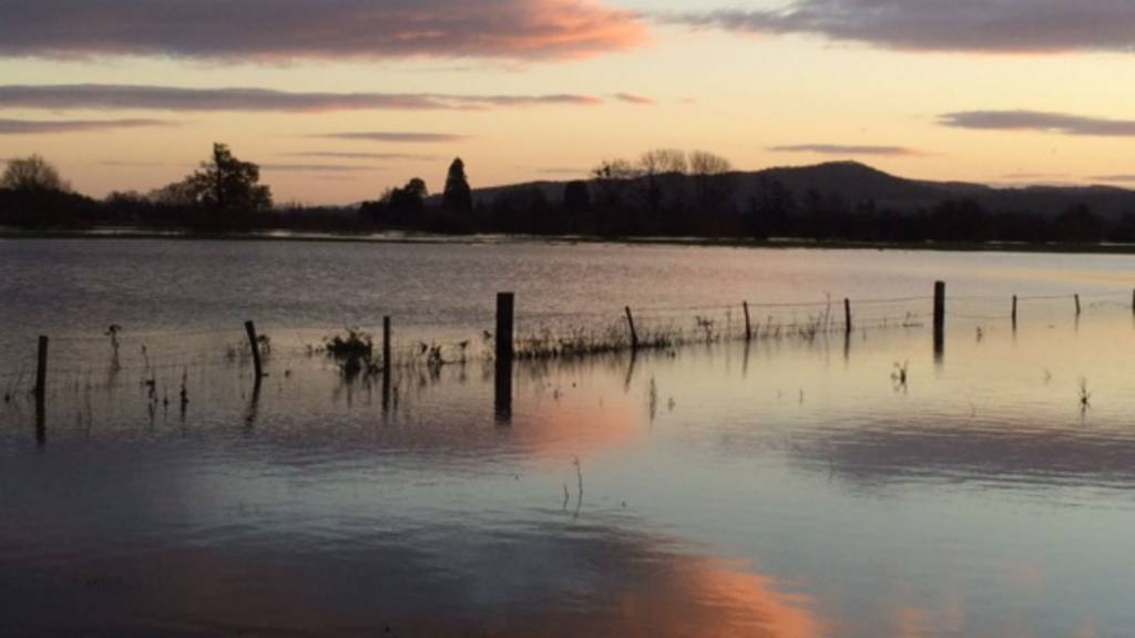 Flooding in Herefordshire