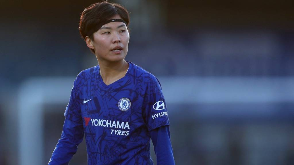 Chelsea's So-Yun Ji