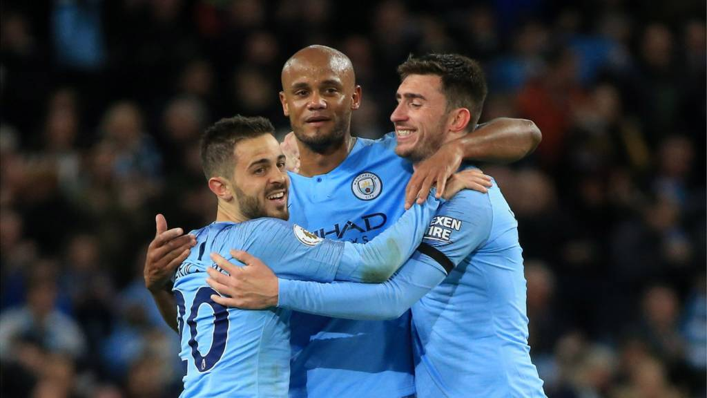 Manchester City set for contract talks with Kompany in summer