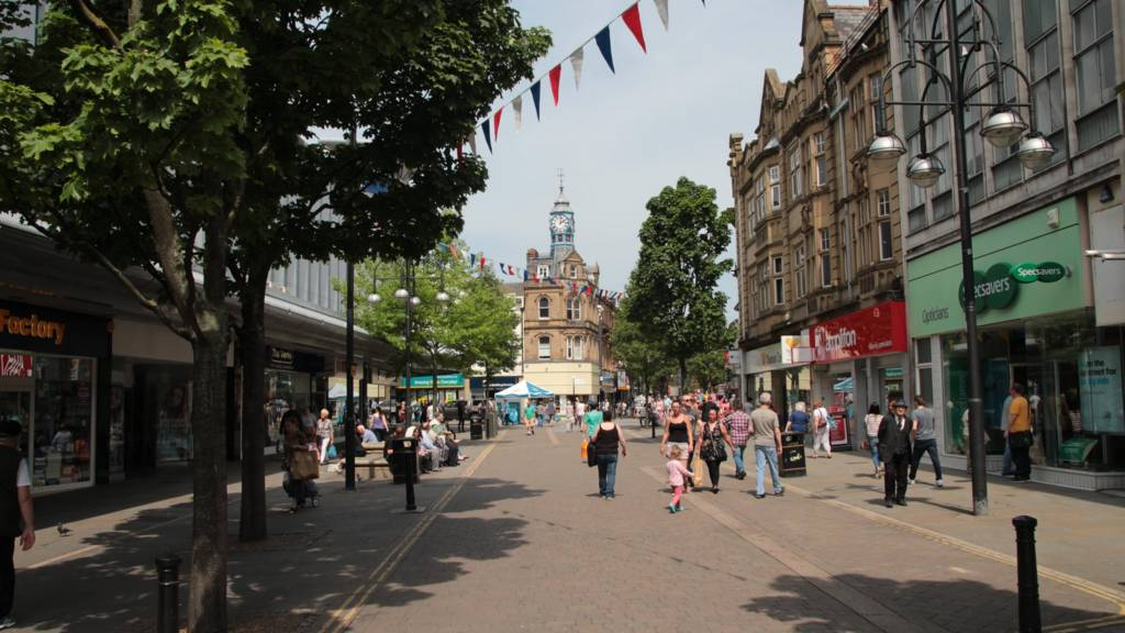 Doncaster High Street