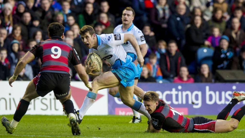 Edinburgh and Glasgow Warriors