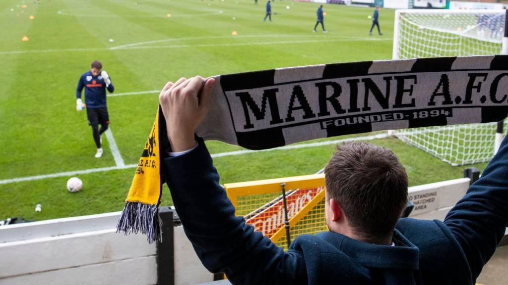 Marine fan