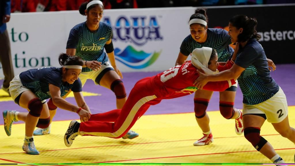 تیم ملی زنان کبدی