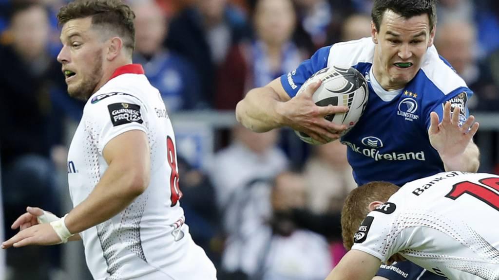 Leinster's Jonny Sexton