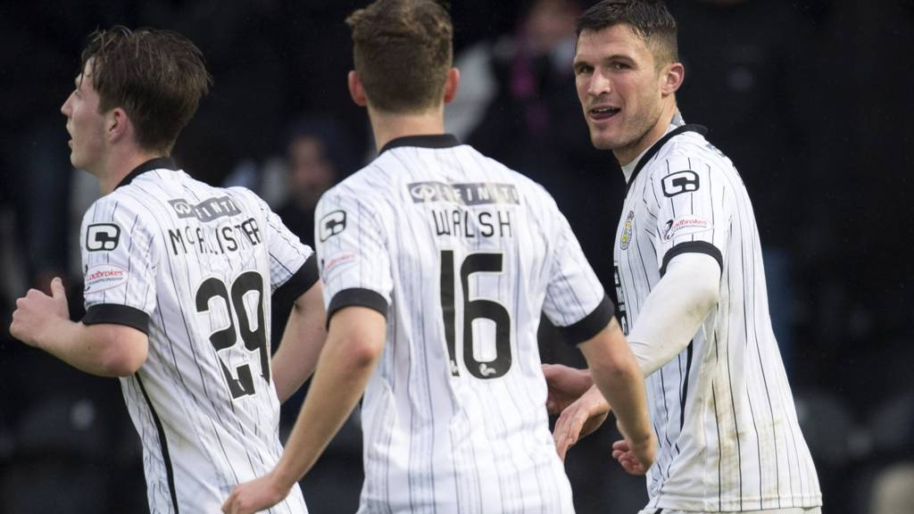 St Mirren are looking for their first league win of the season