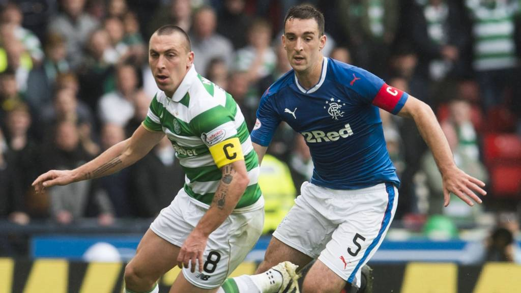 Scott Brown and Lee Wallace