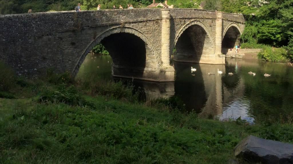 Ludford bridge